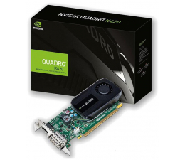 PNY NVIDIA Quadro K420 2GB GDDR3 (VCQK420-2GB-PB)