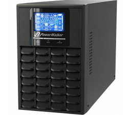 Power Walker VFI 1500 LCD (1500VA/1200W) 4xIEC USB RS232 LCD (VFI 1500 LCD ON-LINE (VFI))