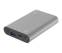 PQI Power Bank 10000V 10000 mAh Quick Charge 3.0 (6ZB352328R001A)