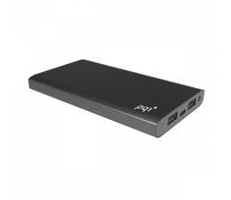 PQI Power Bank 12000 mAh Szary (6ZB291215R003A)