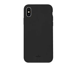 Puro ICON Cover do iPhone Xs Max czarny (IPCX65ICONBLK)