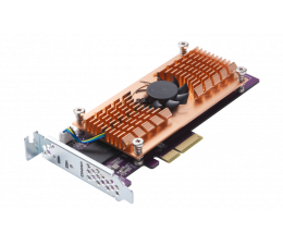 QNAP QM2-2P (2x SSD M.2 22110/2280 NVMe)  (QM2-2P (PCIe Gen2 x4) )