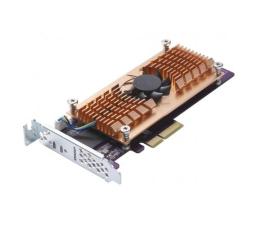 QNAP QM2-2S (2x SSD M.2 22110/2280 SATA)  (QM2-2S (PCIe Gen2 x4))
