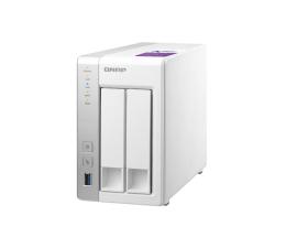QNAP TS-231P (2xHDD, 2x1.7GHz, 1GB, 3xUSB, 2xLAN) (TS-231P)