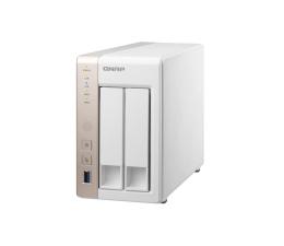 QNAP TS-251 (2xHDD, 2x2.41GHz, 1GB, 4xUSB, 2xLAN) (TS-251)