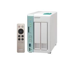 QNAP TS-251A (2xHDD, 2x1.6-2.48GHz, 4GB, 3xUSB, 2xLAN) (TS-251A-4G)