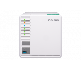 QNAP TS-328 (3xHDD, 4x1.4GHz, 2GB, 2xUSB, 2xLAN)  (TS-328)