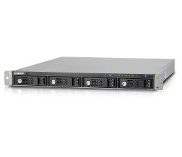QNAP TS-431U (4xHDD, 2x1.2GHz, 1GB, 4xUSB, 2xLAN) (TS-431U)