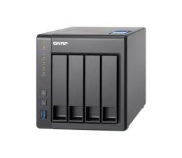 QNAP TS-431X-2G (4xHDD, 2x1.7GHz, 2GB, 3xUSB, 2xLAN) (TS-431X-2G)