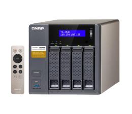 QNAP TS-453A-4G (4xHDD, 4x1.6-2GHz, 4GB, 4xUSB, 4xLAN) (TS-453A-4G)
