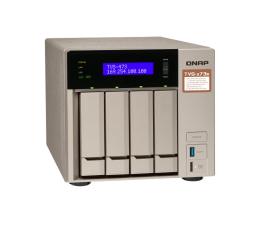 QNAP TVS-473e-4G (4xHDD, 4x2.1-3.4GHz,4GB,4xUSB,4xLAN)  (TVS-473e-4G)