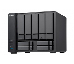 QNAP TVS-951X-2G (9xHDD, 2x1.8GHz, 2GB, 3xUSB,2xLAN)  (TVS-951X-2G)