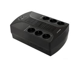 Qoltec Monolith 850VA/510W LCD USB 3 x FR (UPS) + 3 x FR (53966)