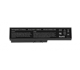 Qoltec Toshiba PA3634, 5200mAh,10.8-11.1V (7593.PA3634)