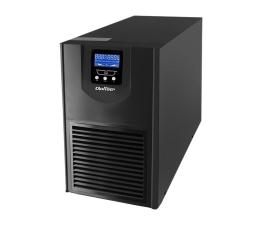 Qoltec UPS ON-LINE LCD PURE SINUS 1KVA 800W 4 x IEC (53920)