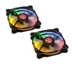 Raijintek Auras 120mm RGB (2Pack) (0R400037)