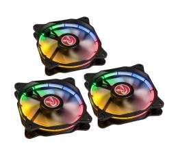 Raijintek Auras 120mm RGB (3Pack)  (0R400038)