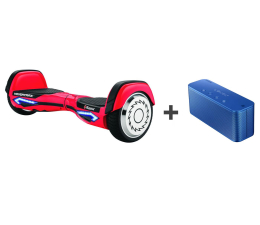 Razor Hovertrax 2.0 czerwona + Samsung Level Box  (410152+372676)
