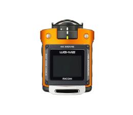 Ricoh WG-M2 4K pomarańczowa