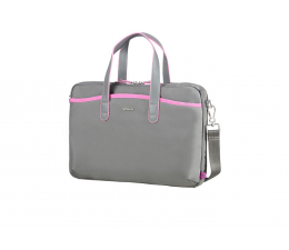 "Samsonite Nefti 15.6"" Rock Grey/Fuchsia  (88200-6233 / CA8-27002)"