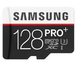 Samsung 128GB microSDXC Pro+ zapis 90MB/s odczyt 95MB/s (MB-MD128DA/EU)