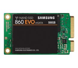 Samsung 500GB mSATA SSD 860 EVO (MZ-M6E500BW)