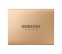 Samsung 500GB Samsung Portable SSD T5 USB 3.1 Gold (MU-PA500G/EU)