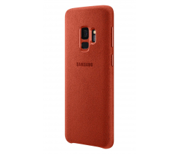 Samsung Alcantara Cover do Galaxy S9 Red (EF-XG960AREGWW)