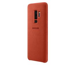Samsung Alcantara Cover do Galaxy S9+ Red (EF-XG965AREGWW)
