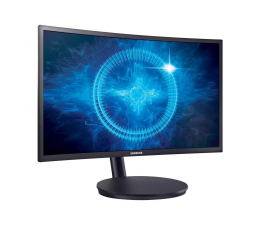Samsung C24FG70FQUX Curved czarny Quantum Dot (LC24FG70FQUXEN)