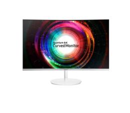 Samsung C32H711QEUX Curved biały Quantum Dot  (LC32H711QEUXEN)