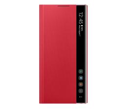 Samsung Clear View Cover do Galaxy Note 10 czerwony (EF-ZN970CREGWW)