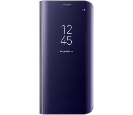 Samsung Clear View Cover do Galaxy S8 fioletowy (EF-ZG950CVEGWW)