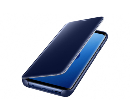 Samsung Clear View Standing Cover do Galaxy S9 Blue (EF-ZG960CLEGWW)