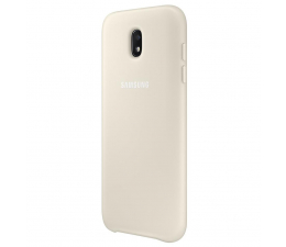 Samsung Dual Layer Cover do Galaxy J5 (2017) Gold (EF-PJ530CFEGWW)