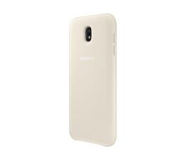 Samsung Dual Layer Cover do Galaxy J7 (2017) Gold (EF-PJ730CFEGWW)