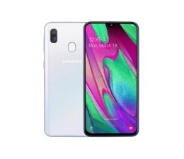 Samsung Galaxy A40 SM-A405FN White (SM-A405FZWDXEO)