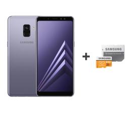 Samsung Galaxy A8 A530F 2018 Dual SIM LTE Orchid Gray+32GB (SM-A530FZVDXEO+MB-MP32GA/EU)