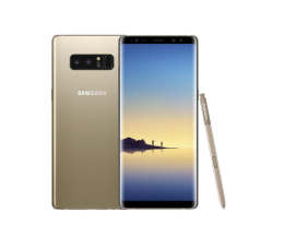 Samsung Galaxy Note 8 N950F Dual SIM Maple Gold (SM-N950FZDDXEO)