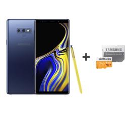 Samsung Galaxy Note 9 N960F 6/128GB Ocean Blue + 256GB (SM-N960FZBDXEO+256)