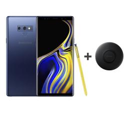 Samsung Galaxy Note 9 N960F Blue + ładowarka indukcyjna  (SM-N960FZBDXEO+EP-P1100BBEGWW)