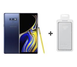 Samsung Galaxy Note 9 N960F DS 6/128GB Ocean Blue + etui (SM-N960FZBDXEO+etui)