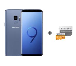 Samsung Galaxy S9 G960F Dual SIM Coral Blue + 64GB (SM-G960FZBDXEO+MB-MP64GA/EU)