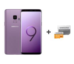 Samsung Galaxy S9 G960F Dual SIM Lilac Purple + 64GB (SM-G960FZPDXEO+MB-MP64GA/EU)