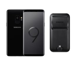 Samsung Galaxy S9 G960F Dual SIM Midnight Black + DeX Pad (SM-G960FZKDXEO+pad)