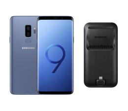 Samsung Galaxy S9+ G965F Dual SIM Coral Blue + DeX Pad (SM-G965FZBDXEO+pad)