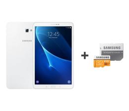 Samsung Galaxy Tab A 10.1 T580 32GB Wi-Fi biały + 32GB (SM-T580NZWEXEO+MB-MP32GA/EU)