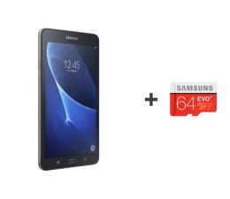 Samsung Galaxy Tab A 7.0 T285 Quad/1536MB/72GB czarny LTE ( SM-T285NZKAXEO + 64GB mSD )