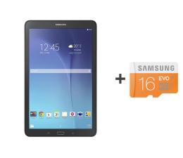Samsung  Galaxy Tab E 9.6 T560 24GB Android czarny  ( SM-T560NZKAXEO + 16GB mSD )