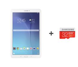 Samsung  Galaxy Tab E 9.6 T560 40GB Android biały  ( SM-T560NZWAXEO + 32GB mSD )